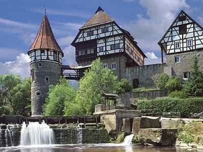 Balingen castle, Germany