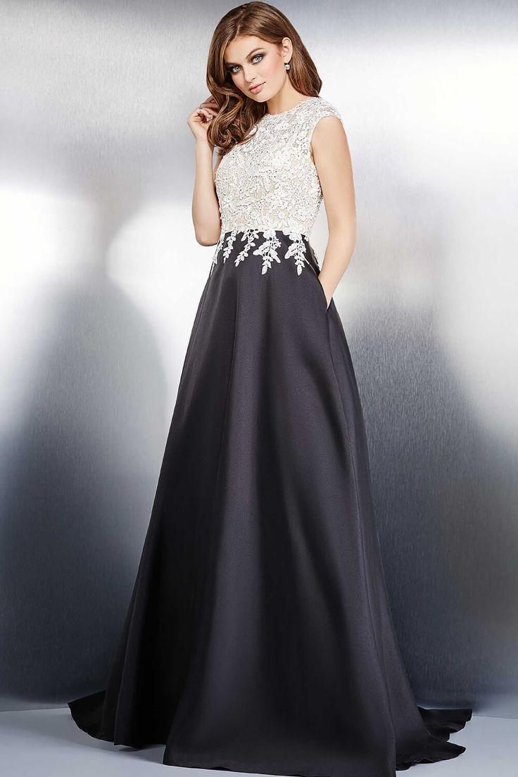 White and black princess prom dresses 447992 - emma-stone.info