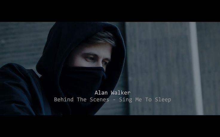 Alan Walker - Interview #2 (Behind The Scenes)