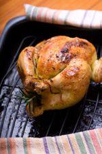 Healthy Recipe: Cornish Game Hen with Wild Rice Mushroom Stuffing - Green Mountain at Fox Run