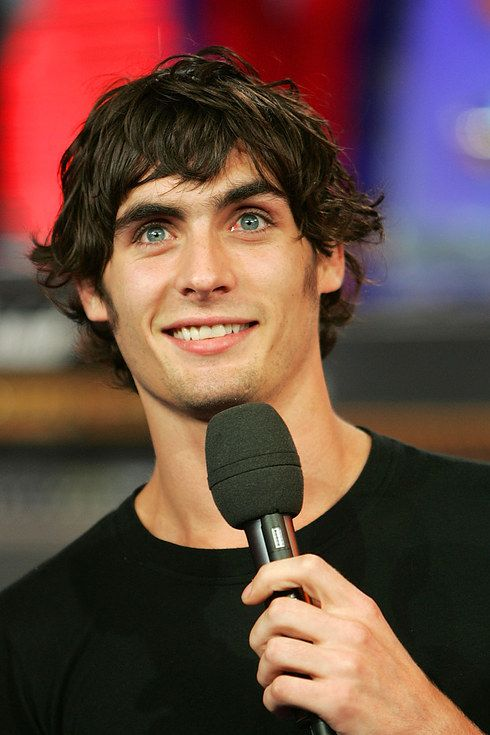 Tyson Ritter from The All-American Rejects still has defined AF cheekbones.   Here's What Your Teenage Emo Crushes Look Like Now