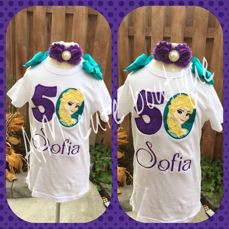 snow queen shirt by AMcutetutuboutique on Etsy https://www.etsy.com/listing/254515870/snow-queen-shirt