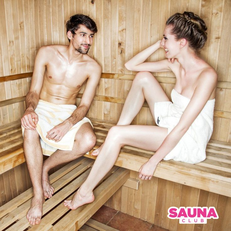 And once again! Laugh and have fun at #Sauna Club, meet great people!😎