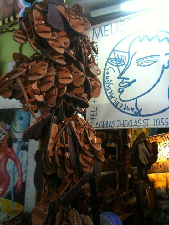 Melissinos Art - Poet Sandal Maker in Αθήνα, Αττική