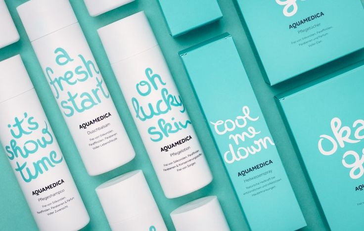 The therapeutic effect of healing water has been known to mankind since the 17th century. Now, Aquatadeus brings this healing aspect into their skin-care line – a line that makes the skin feel good again. After moodley's rebranding, the corporate design also reflects this newly found sense of well-being.                                                                                                                                                                                 More