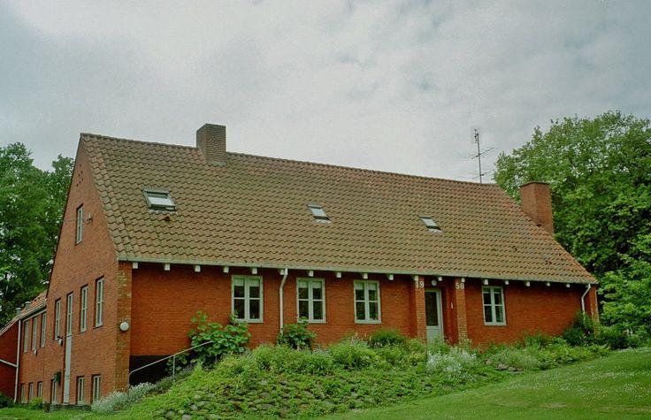 Holeby, Gl. Holebyvej 4 (Præstegård (Opført, 1950)