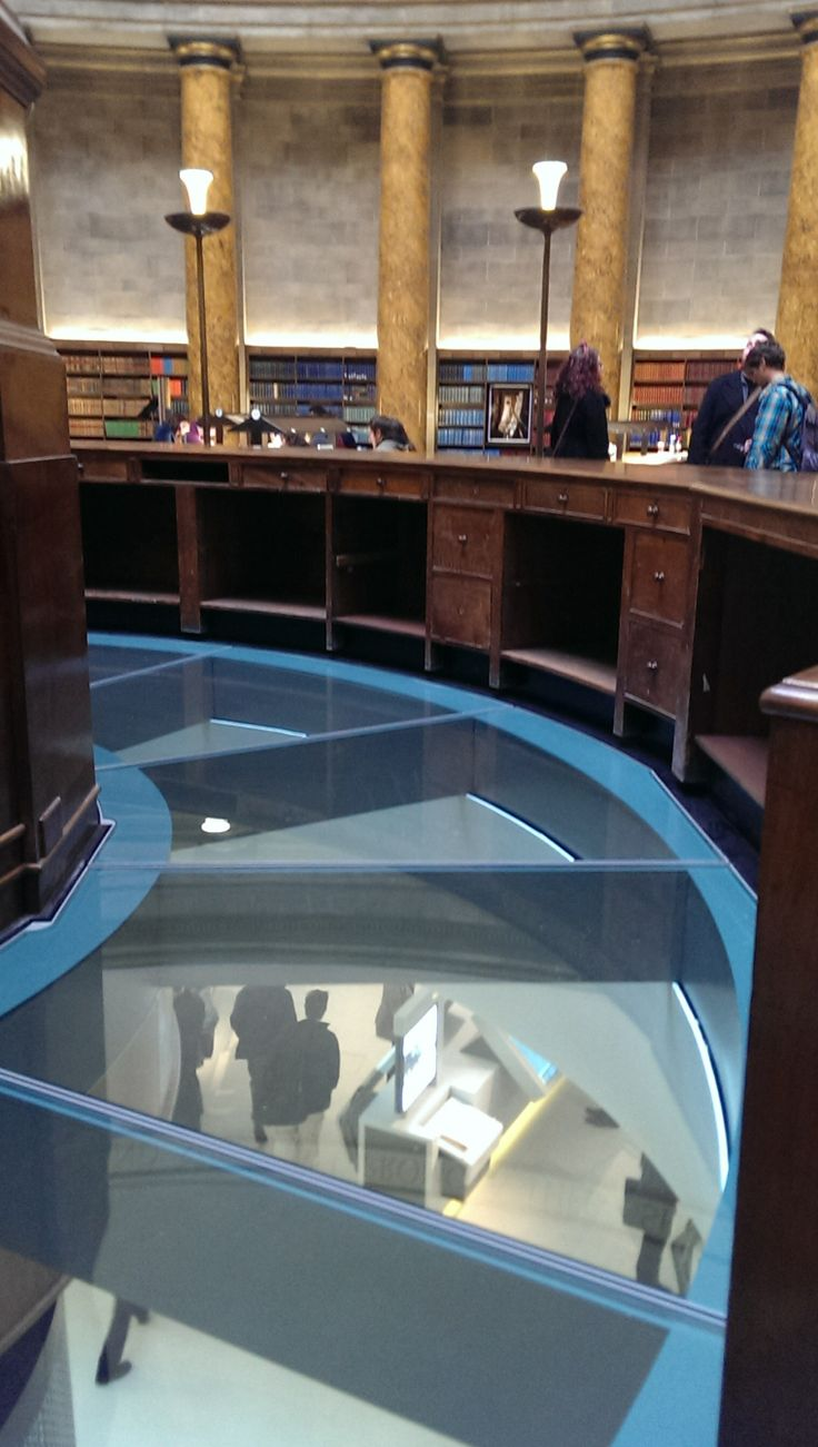 The fabulous building in Manchester, UK. Transformed from a historic library to a Modern Library in 2014...an amazing public space which is open to all !