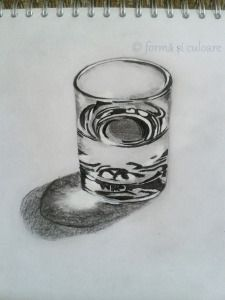 Thirsty anyone? For sure I am! Pencil sketch