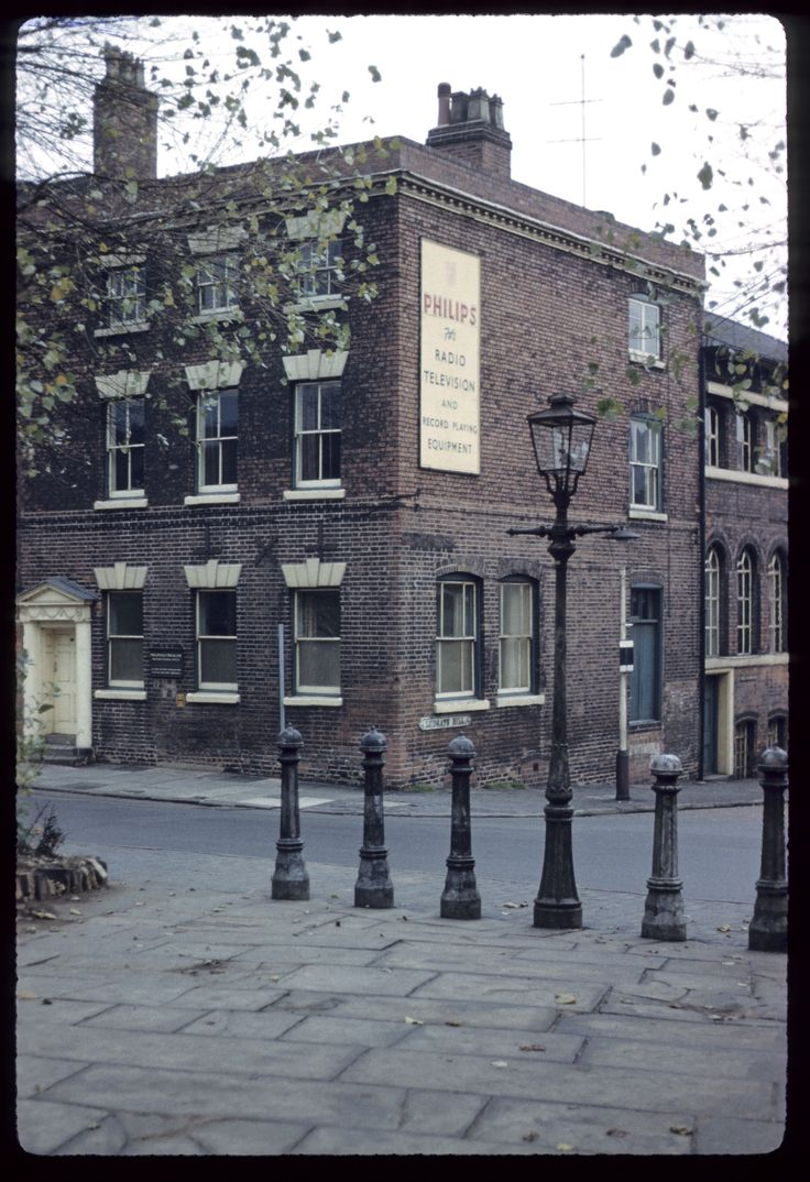 Corner of Ludgate Hill and Charlotte Street Jewellery Quarter Birmingham UK