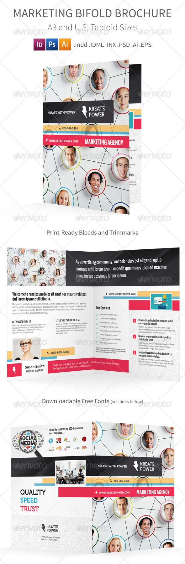 64 best brochure images on Pinterest | Brochures, Books and ...