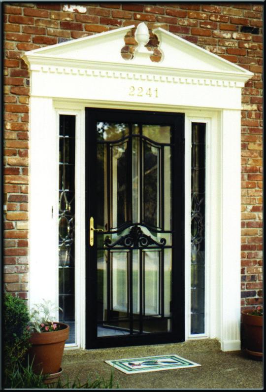 strorm doors | Security Storm Doors with Screens