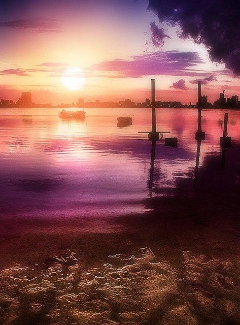 Muharraq Sunset - Bahrain