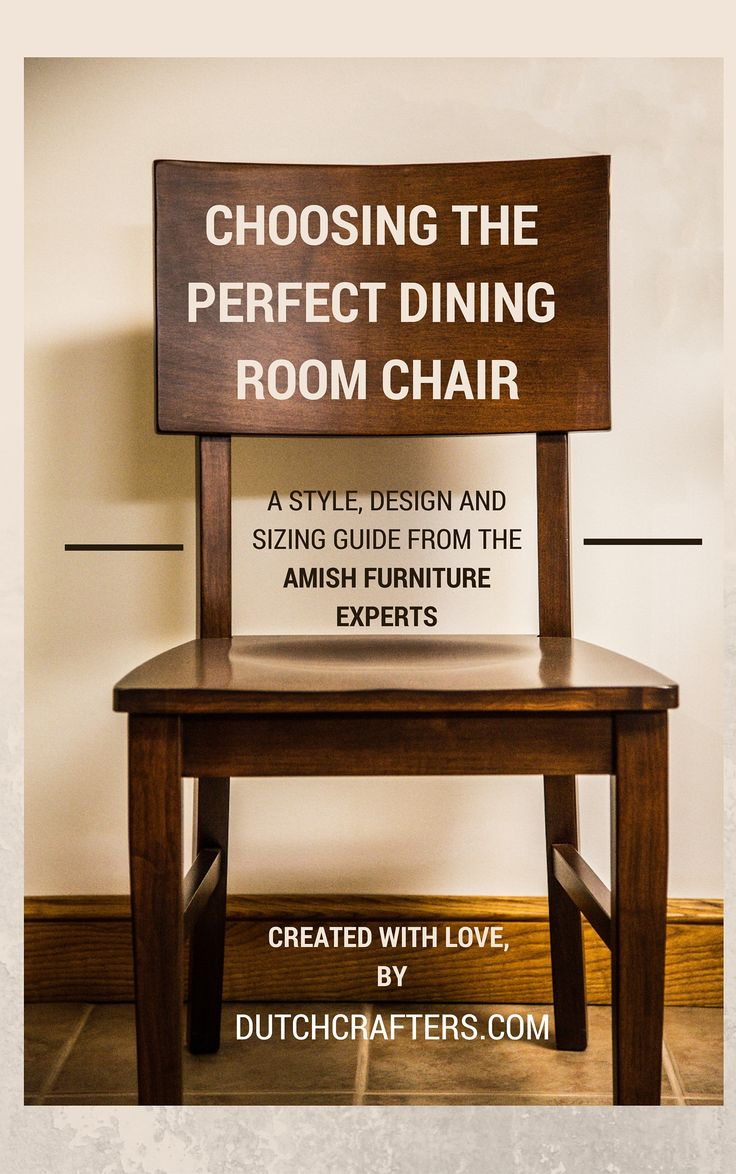 Tables greene s amish furniture part 2 - Dutchcrafters Ultimate Guide To Choosing The Perfect Dining Room Chair