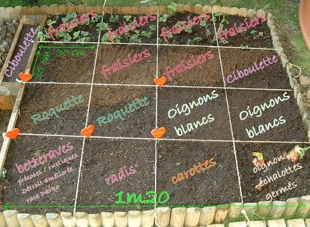 25 best ideas about plan potager sur pinterest potager for Plan de potager en carre