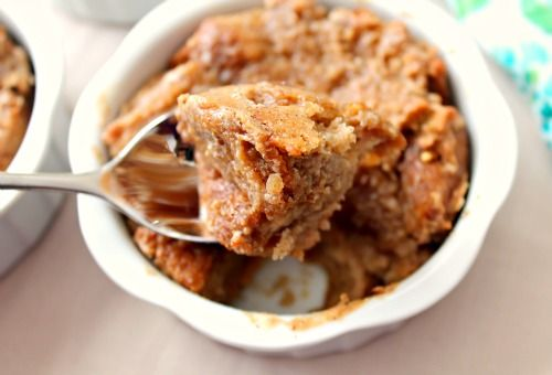 Coconut Milk Bread pudding!Healthy and Indulgent!! http://www ...