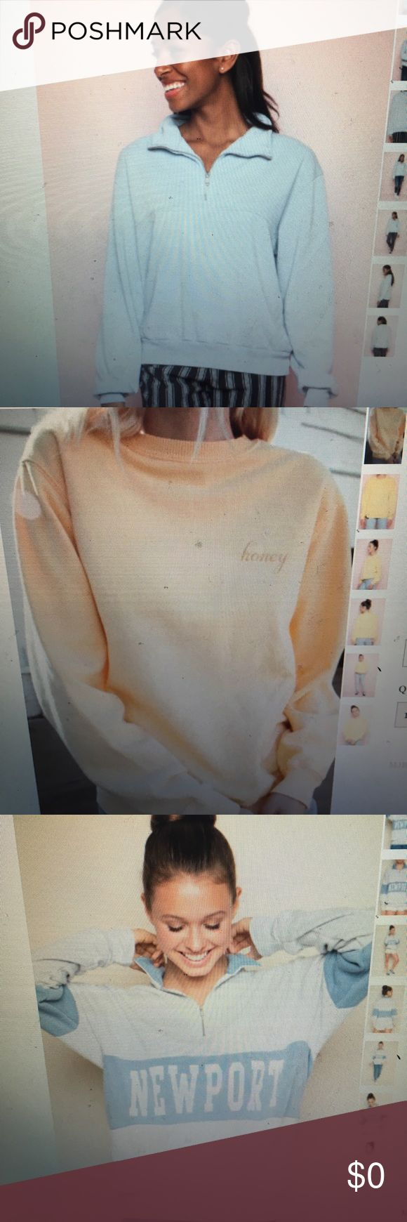 ISO Help me out in search of. I know the original prices. People jack them up on here. Just looking for a fair deal. Brandy Melville Tops