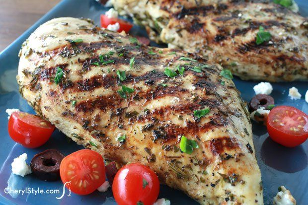 ... Simple, Greek Marines, Absolute Delicious, Grilled Chicken Recipes