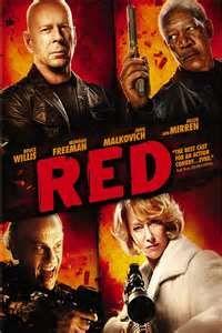 RED - I loved the senior action :)                                                                                                                                                      More
