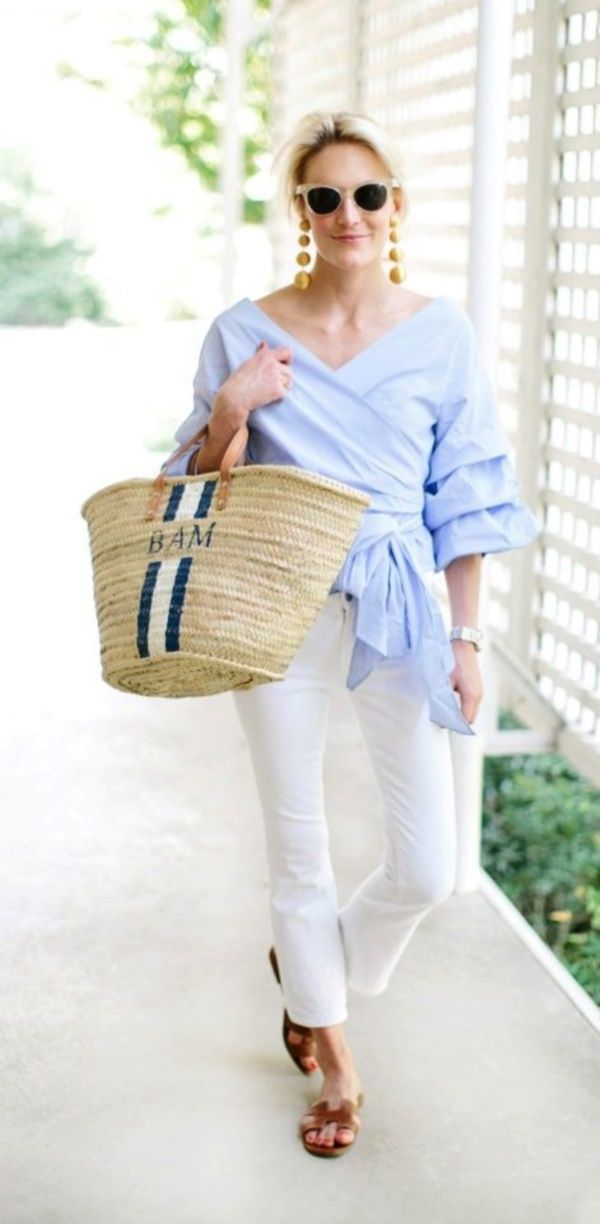 40 Adorable Casual Outfits For 30 Year Old Women Feminatalk Summer Outfits Women Casual Summer Outfits Casual Outfits