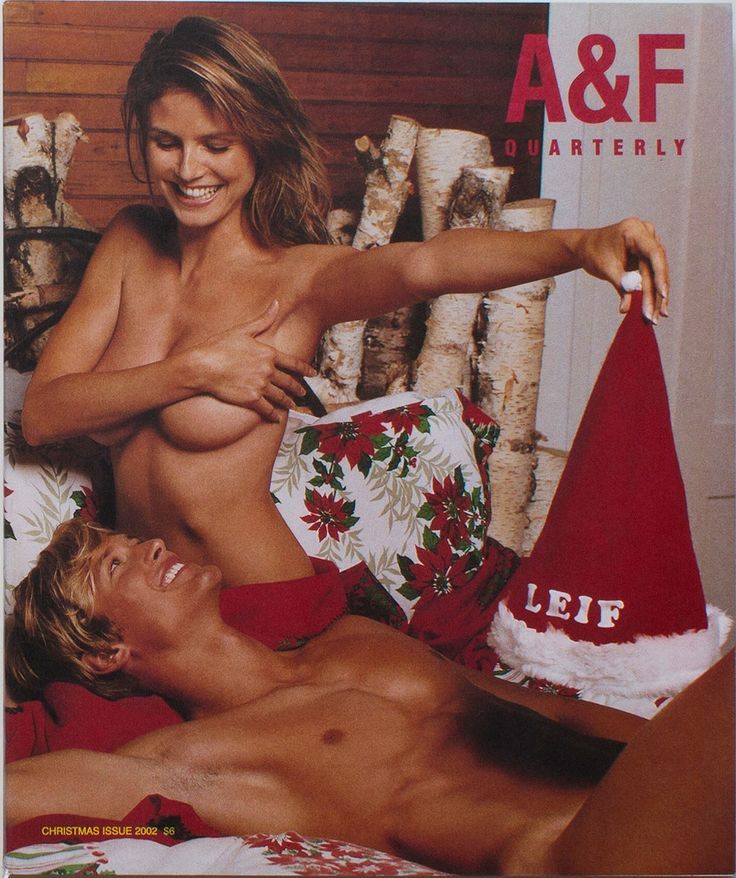 Now That Abercrombie & Fitch Has Gone Legit, We Look Back at Its Sex | Details