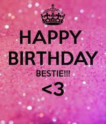 image result for happy birthday bestie birthday pinterest