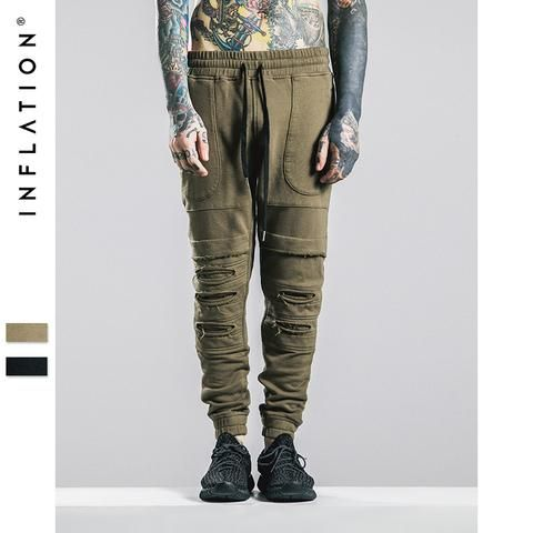 Inflation Ripped Camo Sweatpants #urbanstreetzone  #urbanstreetwear #urbanclothes #ootd #outfit #outfitoftheday #outfitinspiration #brand #boutique #outfitgrid #streetbeast #minimalism #streetfashion #highsnobiety #contemporary #dtla #gq #yeezy #losangeles #style #simplefits  #pinfashion  #pinterestfashion #jeans #rippedsweatpants #mens #inflation