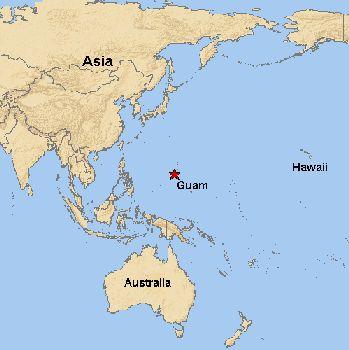 guam on map | Map of Guam | Voynich Manuscript in 2019 | Pinterest ...