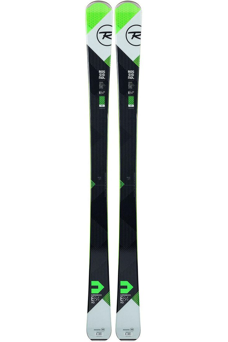 The rossignol experience 84 hd all mountain ski blends the heart of a high performance