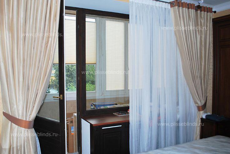 шторы на лоджию фото | Photo-Bonus.ru