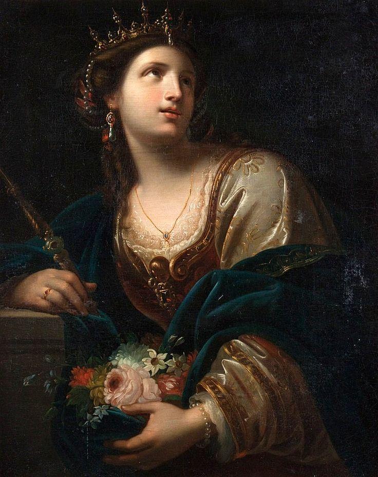 UNKNOWN (ITALIAN SCHOOL) - St. Elizabeth Of Hungary