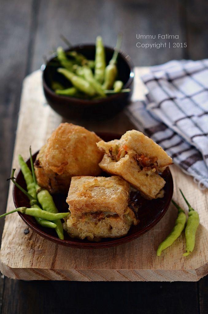 Makcik Secret Tahu Goreng Recipe   Singapore Food