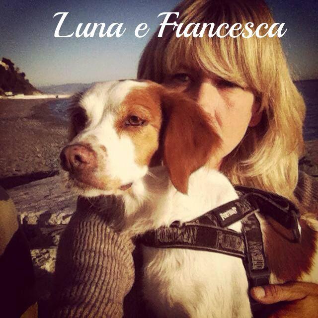 Sguardi intensi con Luna e Francesca #MyDogAndMe