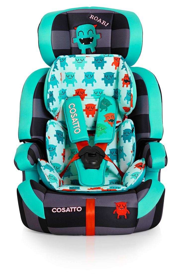 Zoomi 1-2-3 car seat - cuddle monster £110 - Jackson needs this!! - this is a fab car seat! So glad we got it!