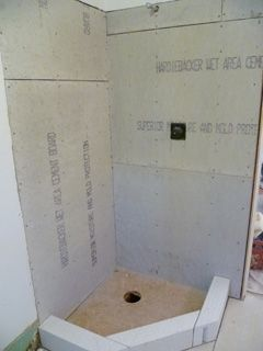 Inspired Remodeling & Tile | Bloomington, Indiana & Surrounding areas | Peter Bales, Bathroom Remodeling & Tile Shower Installation Contractor – Building a Neo-Angle Shower From Scratch