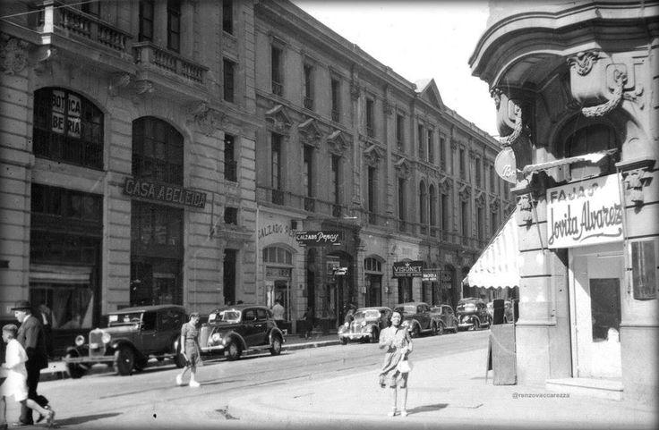 1940 - Calle Esmeralda / Alte Martínez