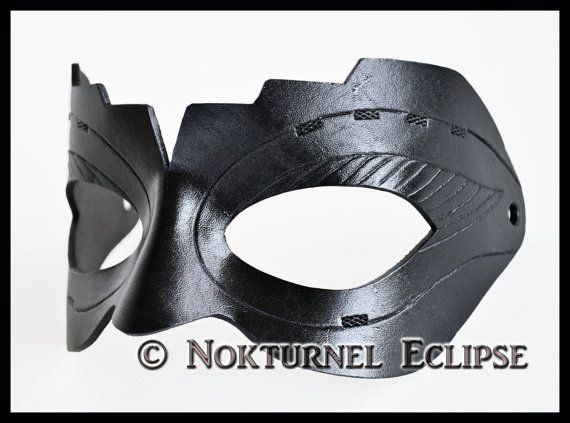 Catwoman Leather Mask by Nokturnel Eclipse The by NokturnelEclipse
