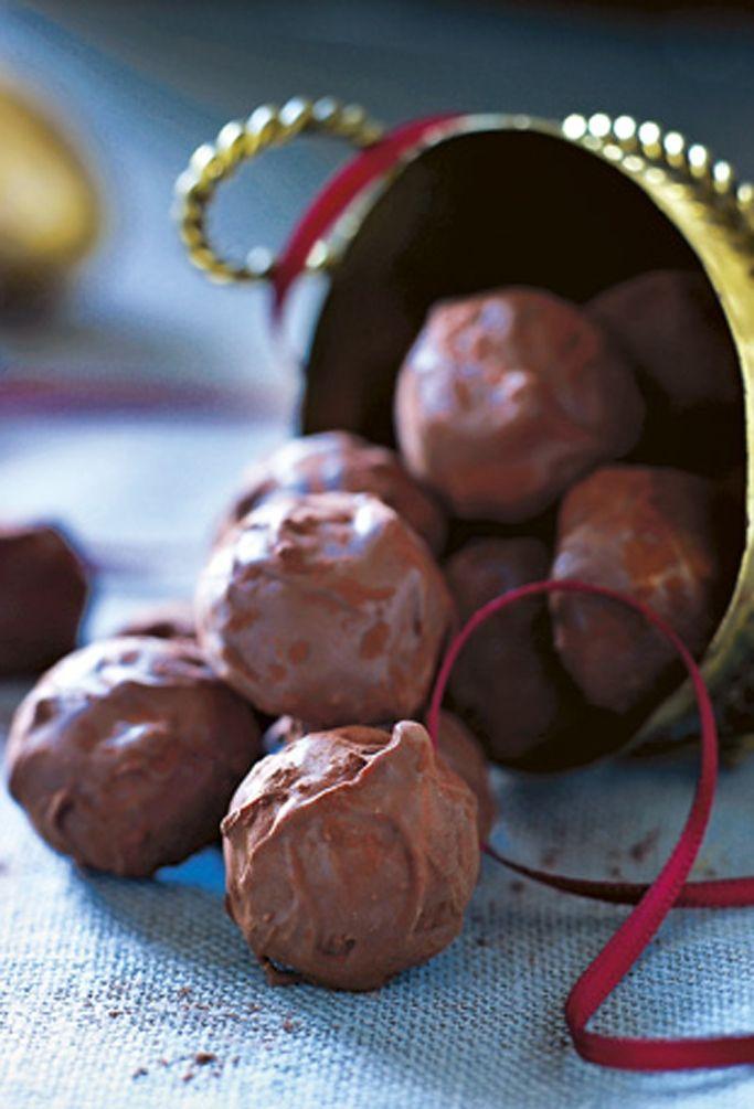 Julekonfekt og hjemmebag   Mad & Bolig