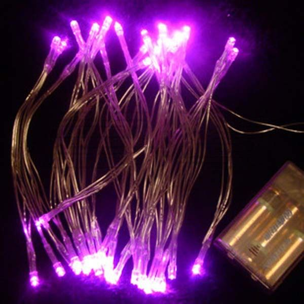 фары батареи розовый 3м 30 smd привел строки полосы фестиваль праздника декоративные для партии, рождество, свадьба