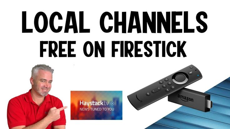 How to get news and local channels on firestick devices