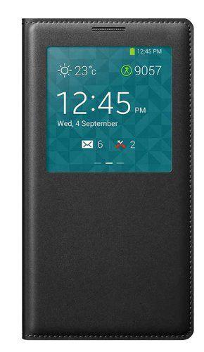 CO.JOY Funda Carcasa S View Cover Case para Samsung Galaxy Note 3 N9000 / N9005 (CON chip)+ Protectores de Pantalla & Stylus PEN, Cubierta magnética con modo reposo (Galaxy Note 3 N9000 (con ventana&chip), Negro) - http://www.tiendasmoviles.net/2017/06/co-joy-funda-carcasa-s-view-cover-case-para-samsung-galaxy-note-3-n9000-n9005-con-chip-protectores-de-pantalla-stylus-pen-cubierta-magnetica-con-modo-reposo-galaxy-note-3-n9000-con-venta/