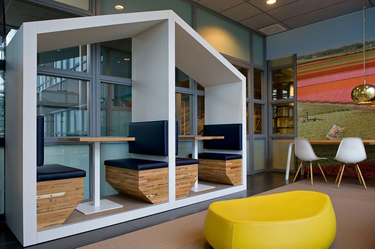 Interior design for the Spaarne Hospital by All-In Living  www.allinliving.nl