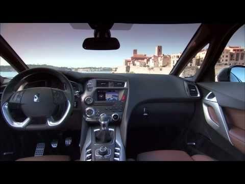 CITROËN DS5 Interior Design HD video