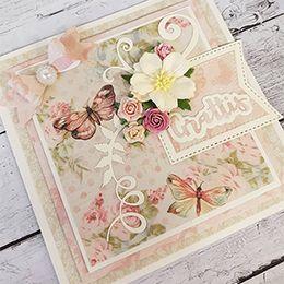 Gör egna födelsedagskort - Scrapbooking & pyssel - PY Hobby