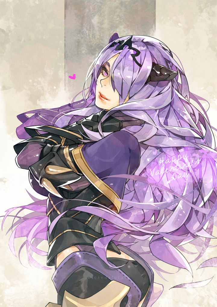 Cartoon Characters With Purple Hair : Best other well known anime things images on