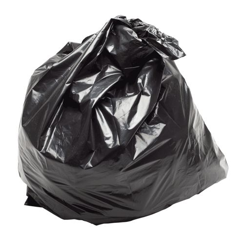 WRAP IT UP. Garbage bags make moving bulky items easy. They're perfect for blankets, pillows and clothes. They're easy to pack and will protect your delicates from spills.
