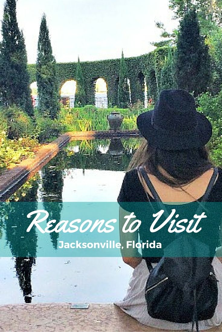 Solo Travel Destination: Jacksonville, Florida http://solotravelerblog.com/solo-travel-destination-jacksonville-florida/