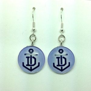 AFL Fremantle Dockers Earrings