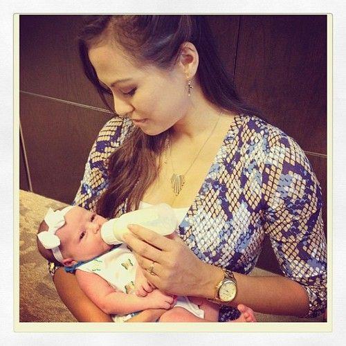 Ronnie Radke Baby Girl