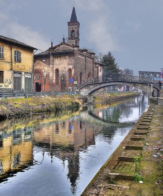 Italy a favorite spot.  thanks flicker.com for sharing