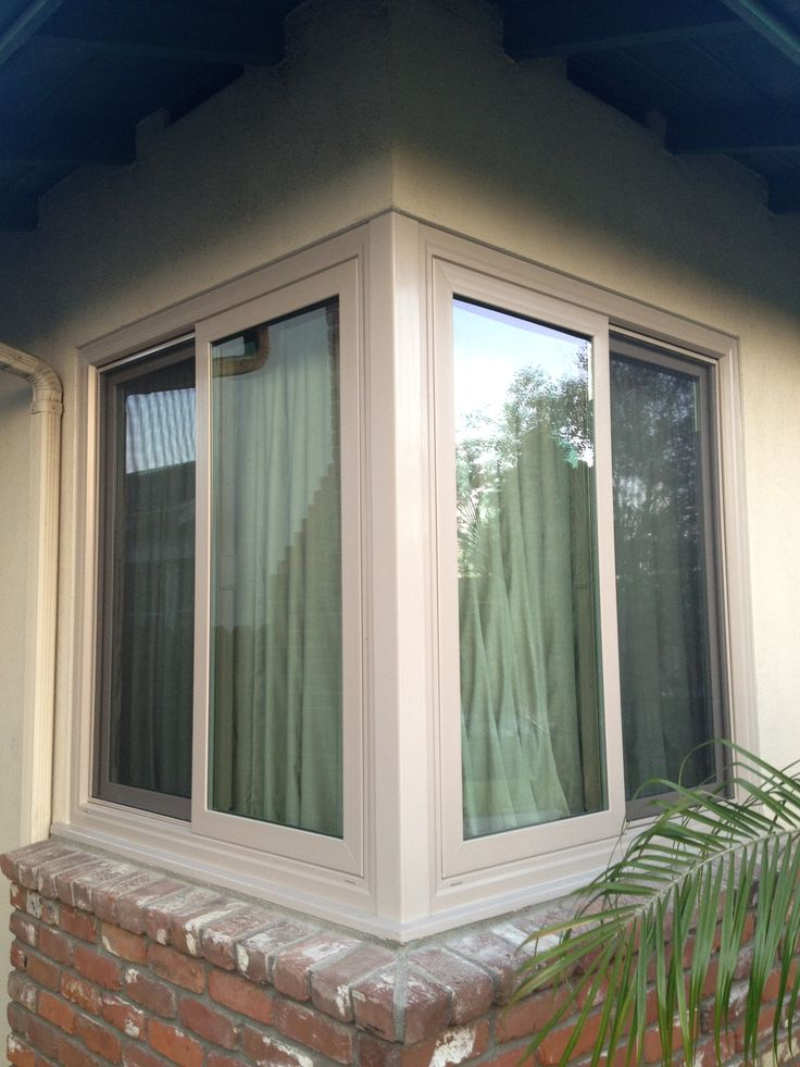 milgard tuscany replacement window in the old opening